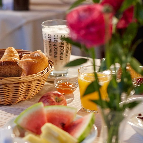 Duftendes Frühstück