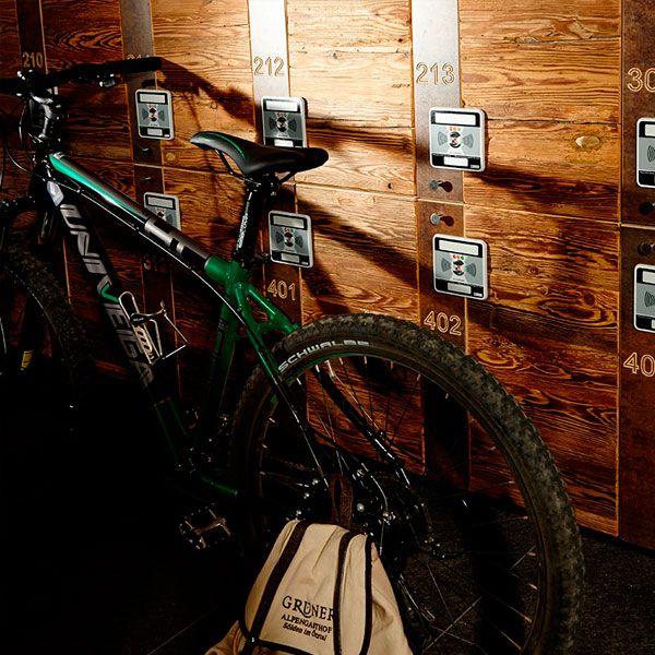 Grüners Bike Garage