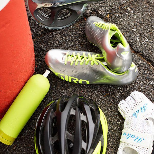 Ausrüstung für die große Bike-Tour