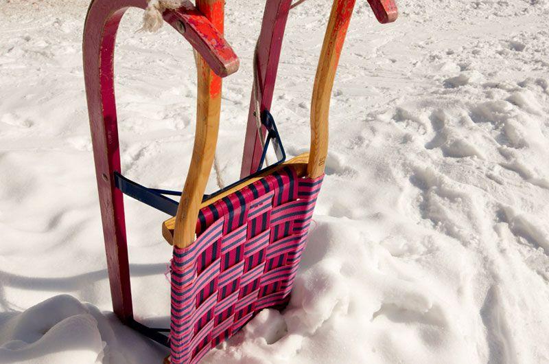 Enjoy a sleigh ride