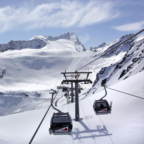Gletscherexpress Sölden