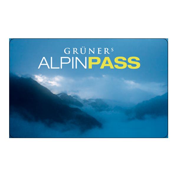 Grüners Alpinpass