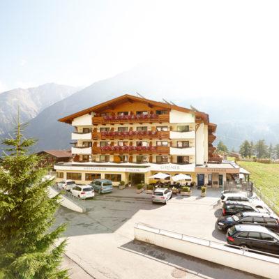 Alpengasthof Grüner in Sölden